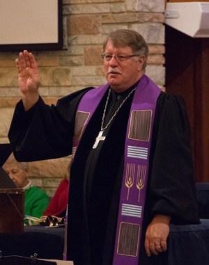 Reverend Dave Lillie