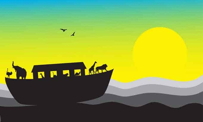 Everything I need to know about life, I learned from Noah's Ark