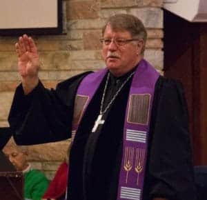 Message from Reverend Dave Lillie