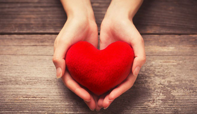 Výsledek obrázku pro heart giving