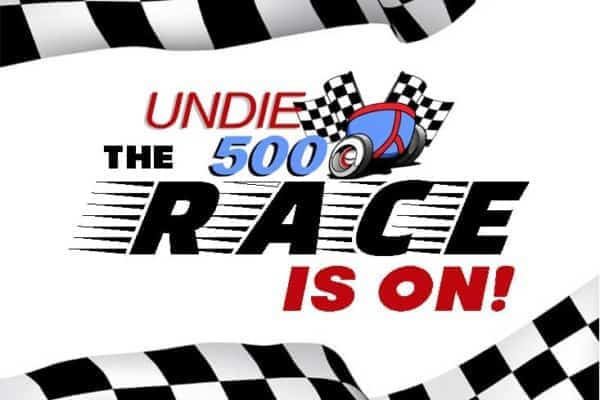 The UNDIE 500 race is on!