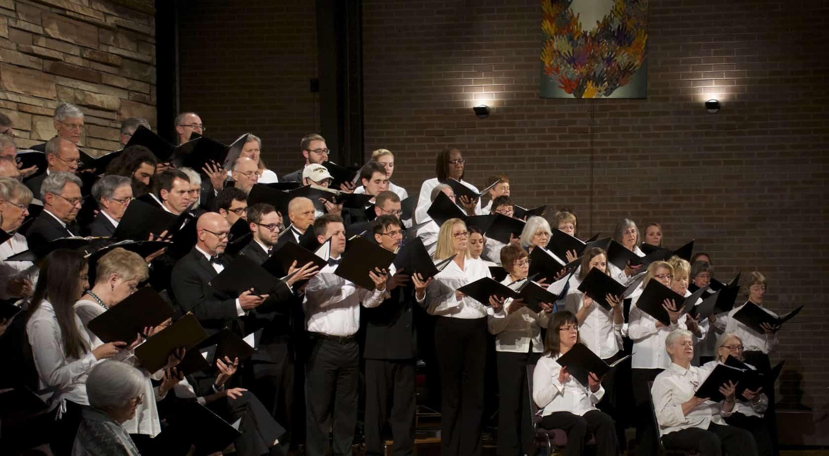 Choral singing