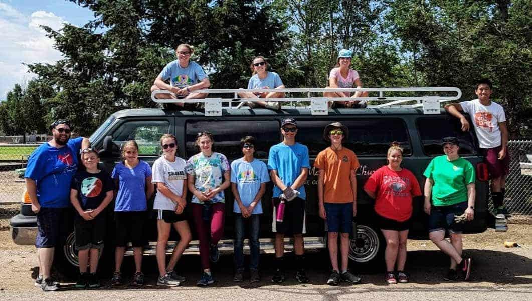 2018 Youth Mission Trip Recap
