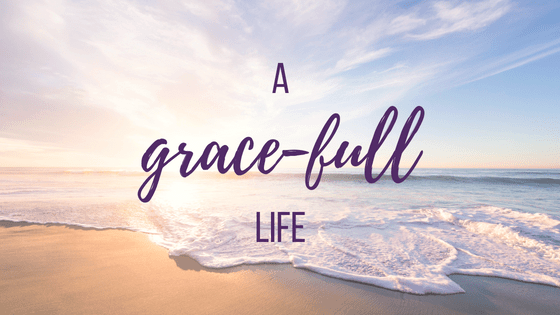 4 week bible study a gracefull life
