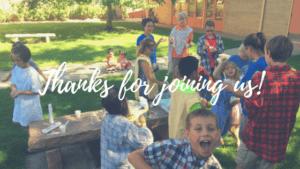 church & community picnic recap