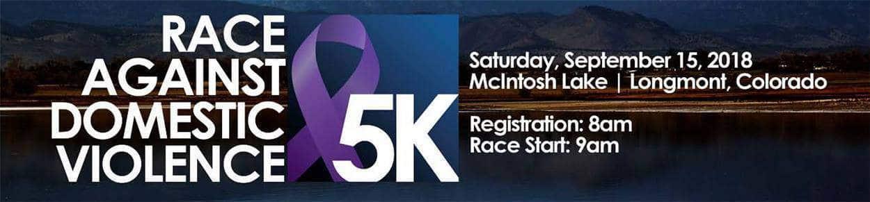 5k race against domestic violence