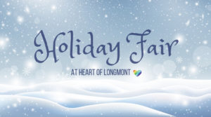 Holiday Fair at Heart of Longmont