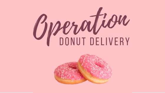Heart of Longmont Operation Donut Delivery