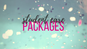 student care packages