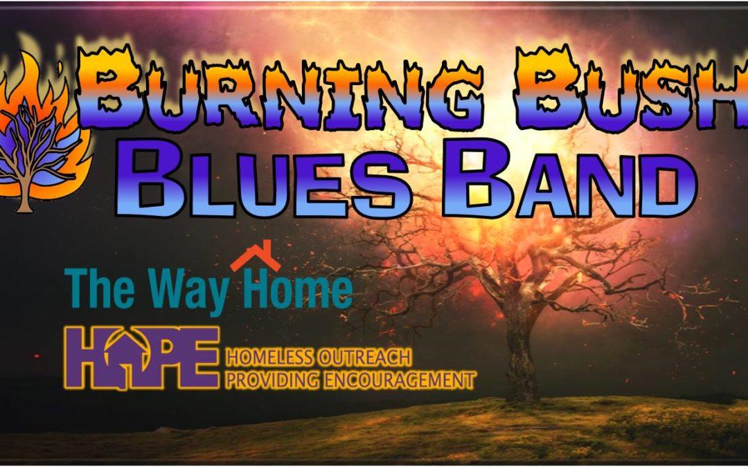 Burning Bush Blues Band Benefit Concert