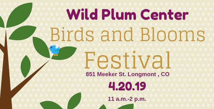 Save the date! ~ The Birds and Blooms Festival