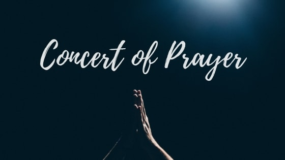 A Concert Of Prayer