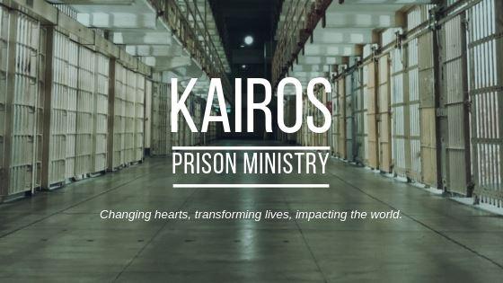update on kairos prison ministry
