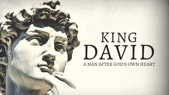 King David sermon series at Heart of Longmont