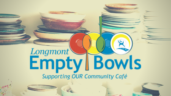 Empty Bowls is March 16!