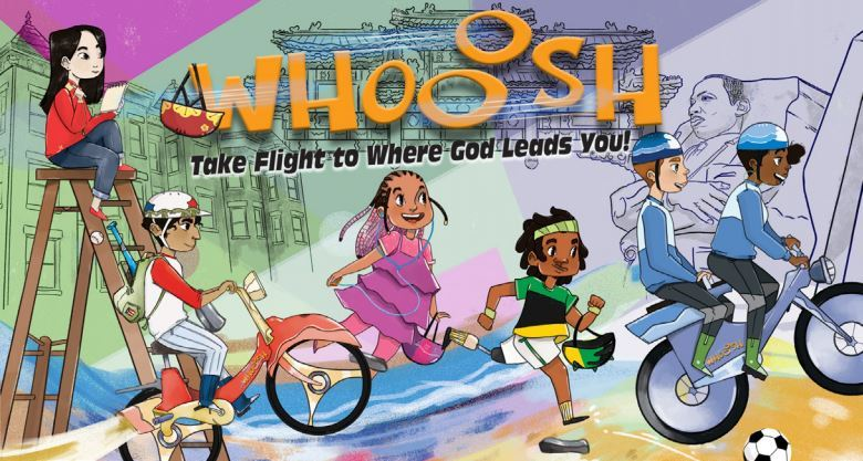 2019 VBS Whooosh at Heart of Longmont