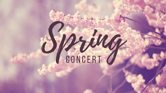 Spring Concert Fundraiser for Agape Safe Haven