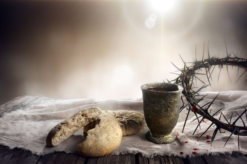 Image result for maundy thursday service