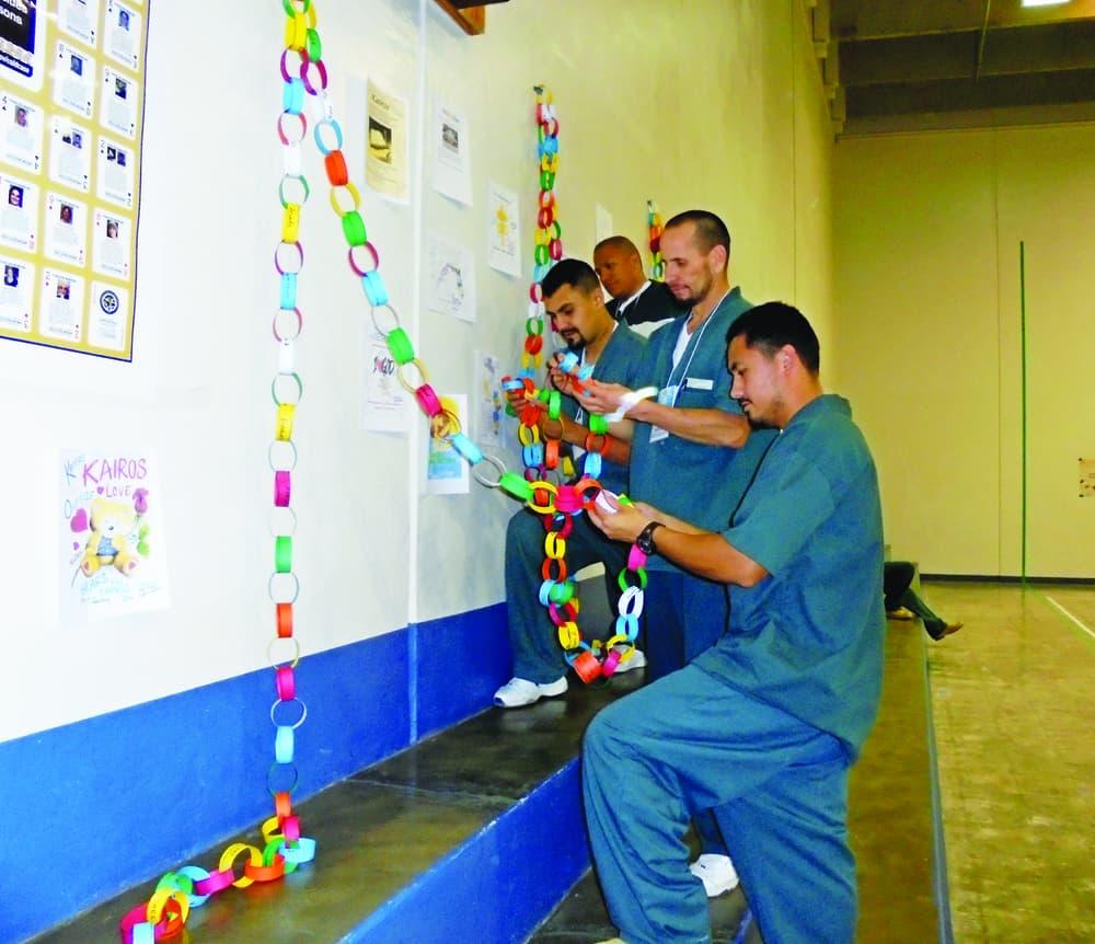 prayer chain kairos prison ministry