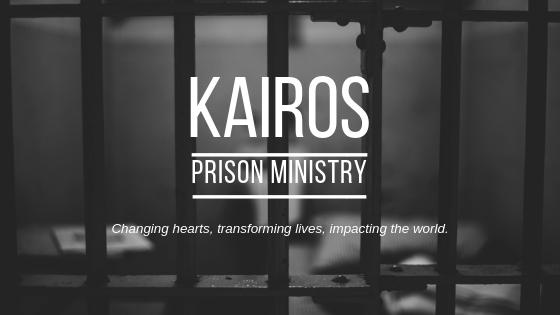 Kairos Prison Ministry Update