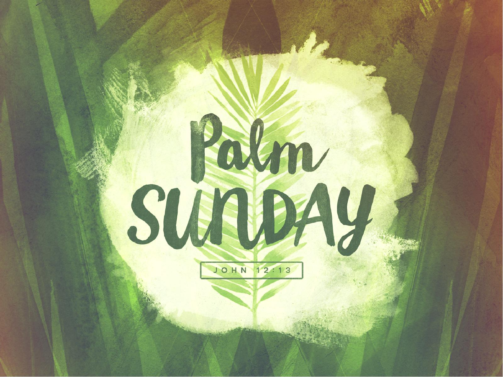 Palm Sunday Service at Heart of Longmont
