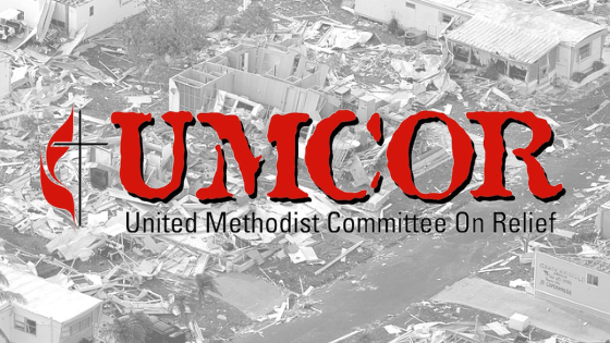 UMCOR – Let us be the good