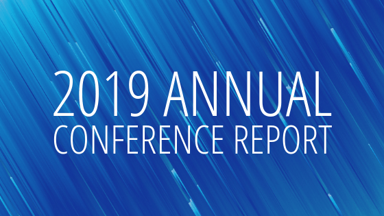 2019 Annual Conference Report