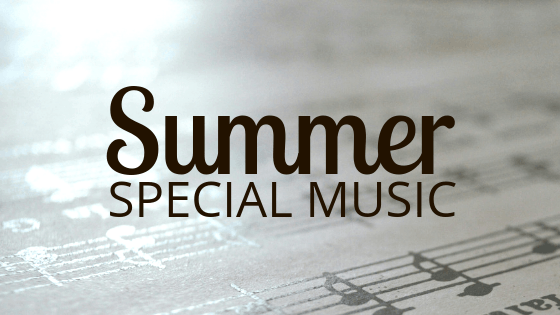 Summer Special Music Signups!