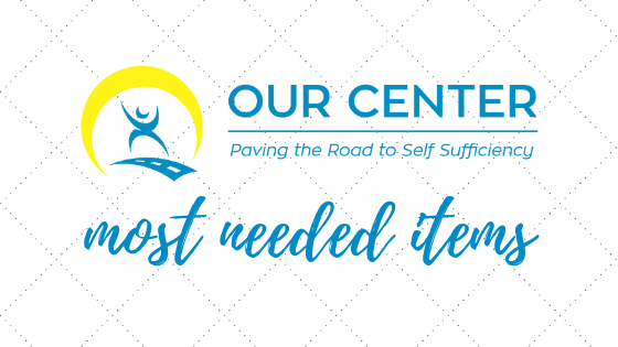 our center most needed items3