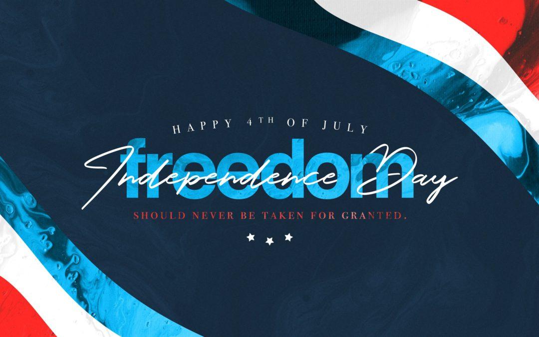 Fourth of July Prayer