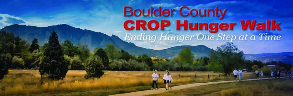Hunger CROP Walk is the September Compassion Offering