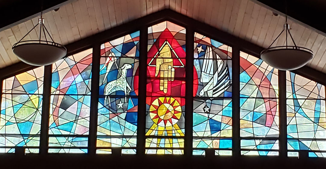 The Story of the West Window