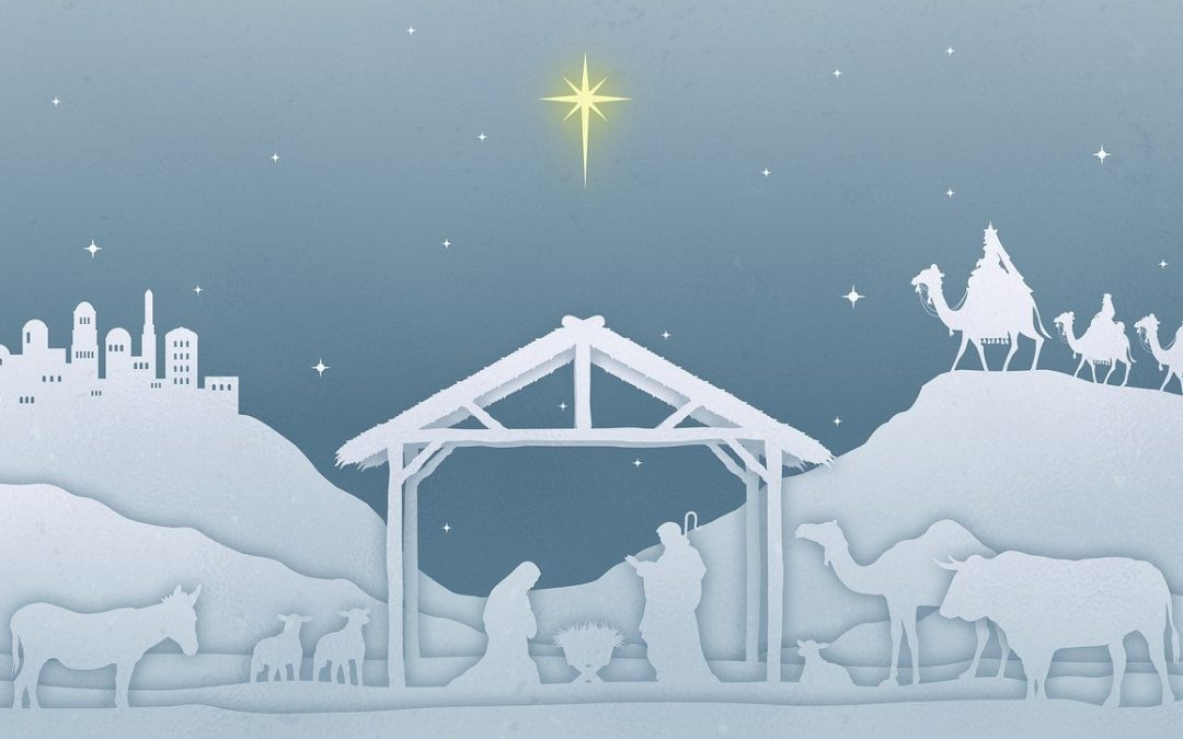 A Very Merry Christmas! – From Pastor David Burt