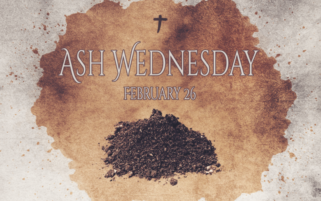 Special Ash Wednesday Service