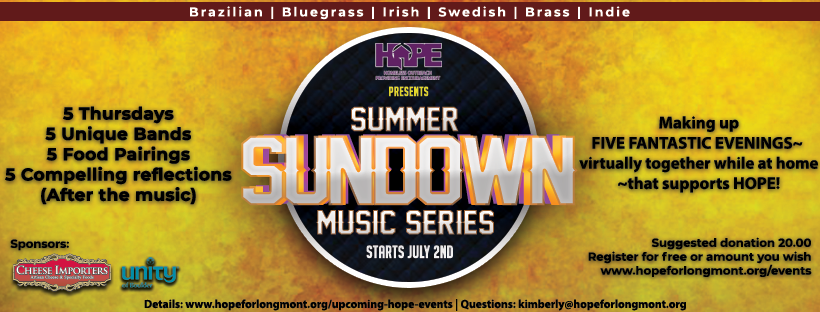 Summer Sundown Music Series presented by HOPE