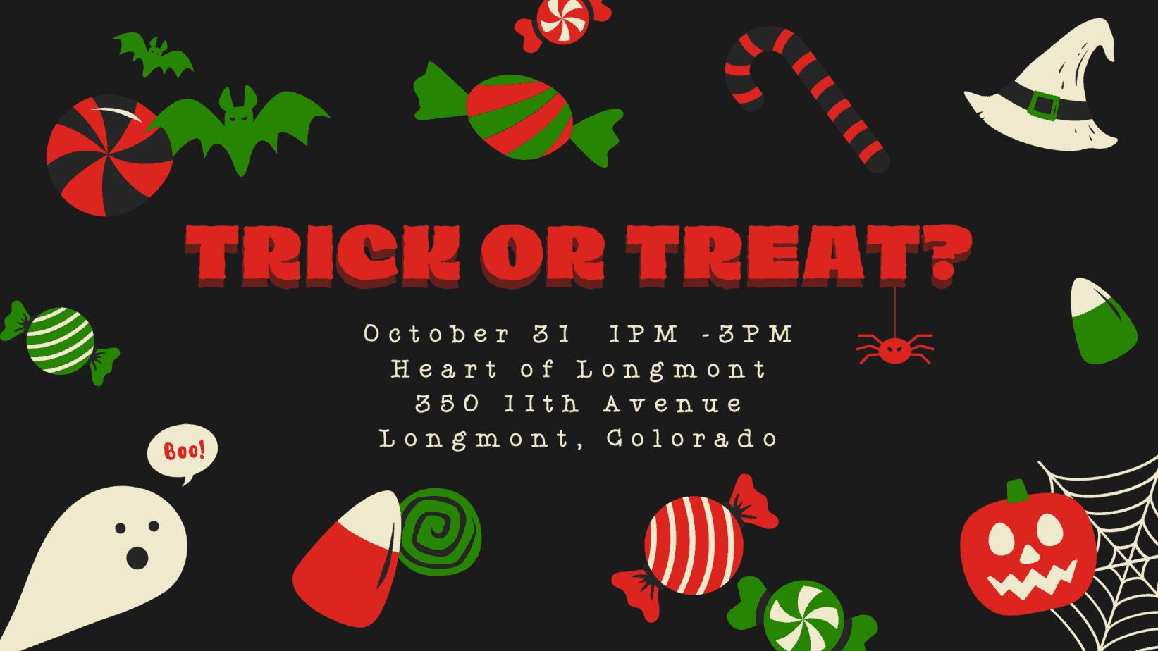 Halloween In Longmont Oct 31 2020 Halloween Trick or Treat Event   Heart of Longmont