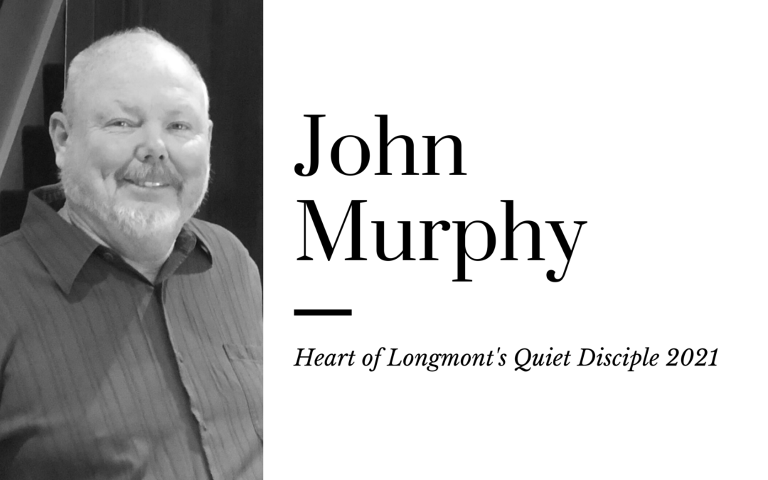 Quiet Disciple 2021 – John Murphy