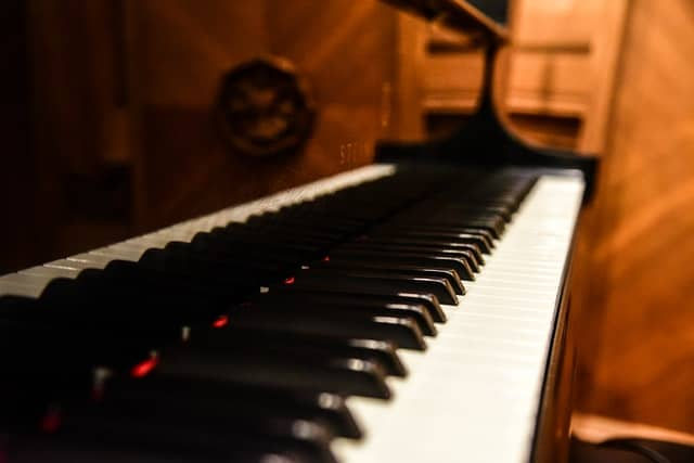 Organ and Piano Recital—August 15